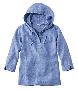 Women's Premium Washable Linen Hoodie