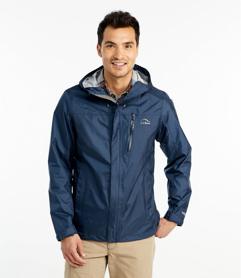 Men's Trail Model Rain Jacket
