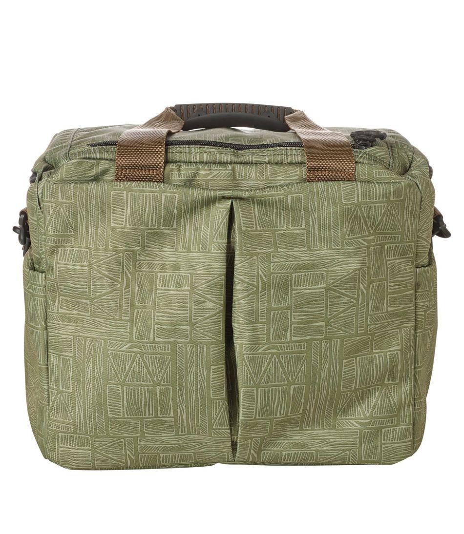 Softpack Cooler, Picnic Print
