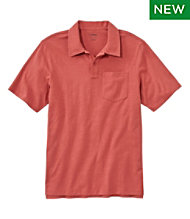 4402a615 Lakewashed Organic Cotton Polo, Short-Sleeve