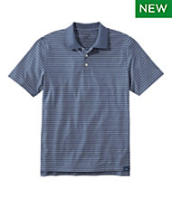 b8111a75 Vacationland Pima Cotton Blend Polo, Short-Sleeve, Stripe