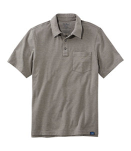 Men's Allagash Pima Cotton Blend Polo Shirt, Short-Sleeve