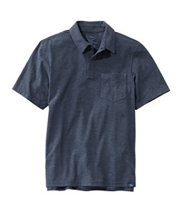 Men's Allagash Pima Cotton Blend Polo Shirt, Short Sleeve