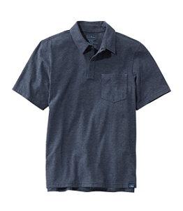 Men's Allagash Pima Cotton Blend Polo Shirt, Short-Sleeve