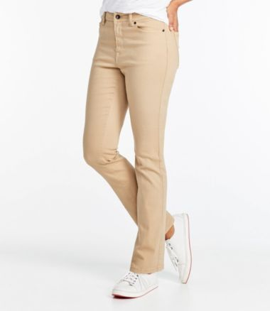 True Shape Jeans, Classic Fit Slim-Leg Colored