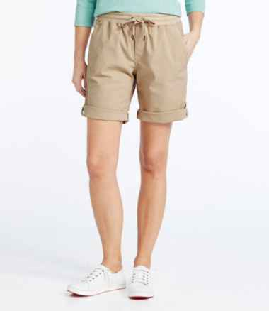 Women's Stretch Ripstop Pull-On Shorts