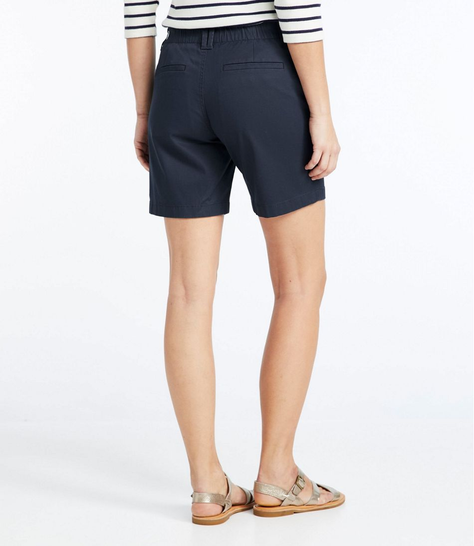 Women's Stretch Tencel Chino Shorts