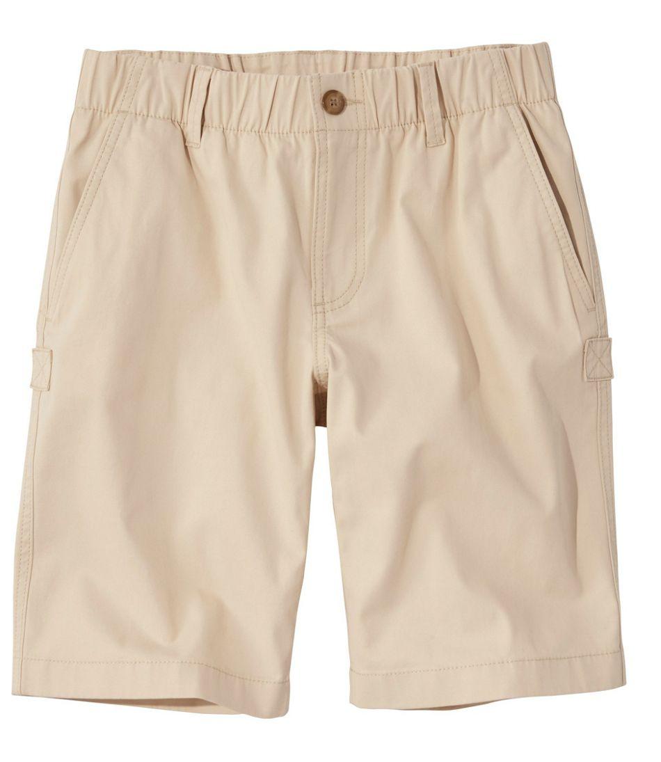 Stretch Tencel Chino Shorts