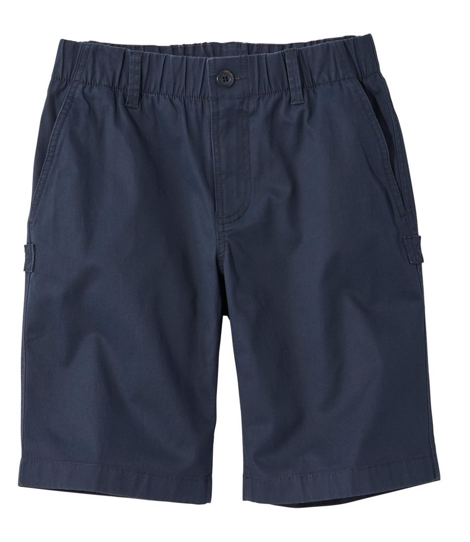 Stretch Tencel Chino Shorts