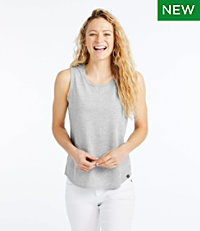 Women's L.L. Bean Camp Tank Top