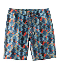 Men's Traverse Board Short, Print