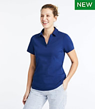 00238497 L.L.Bean Polo, Short-Sleeve