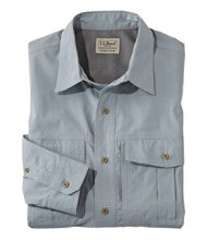 Lakeside Performance Shirt, Slightly Fitted, Houndstooth