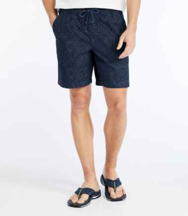 Men's Dock Shorts, Print