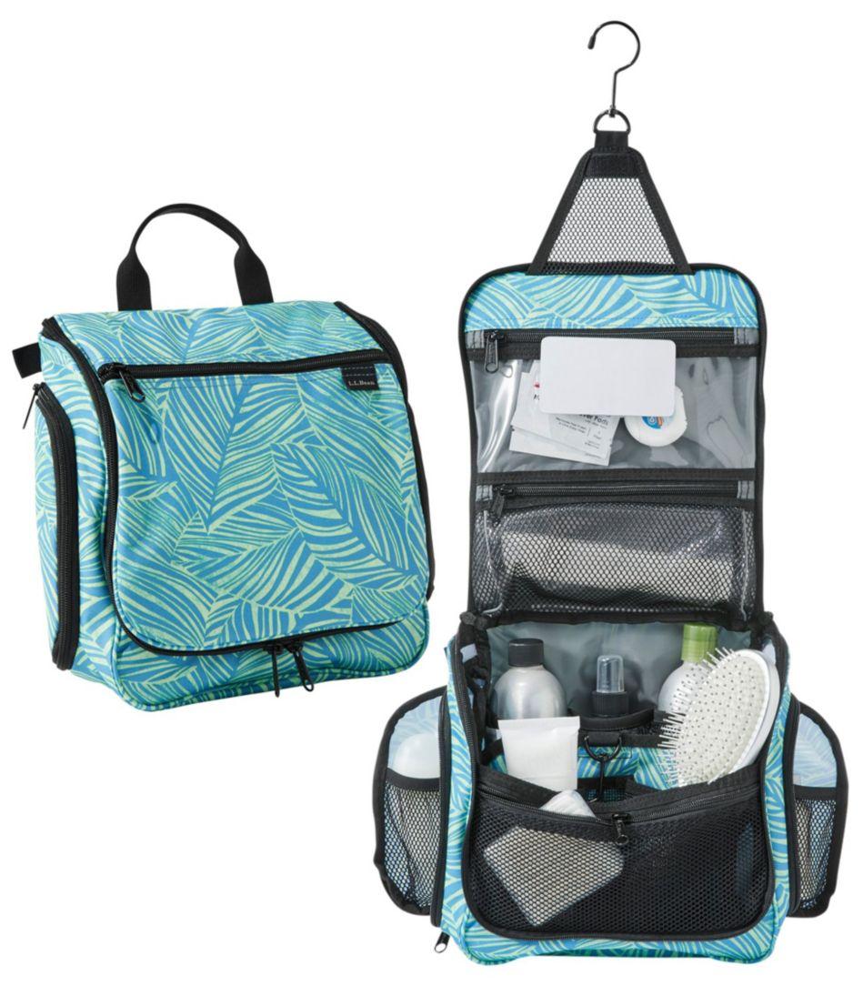 Personal Organizer Toiletry Bag, Medium, Print