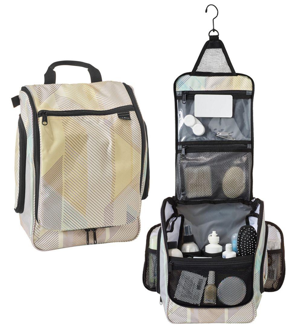 Personal Organizer Toiletry Bag, Large, Print