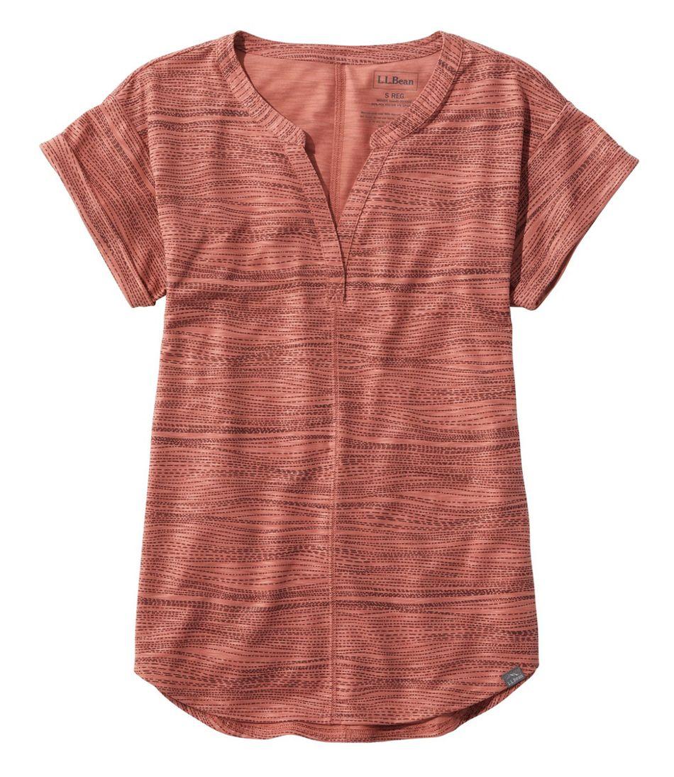 Women's Short-Sleeve Streamside Tee, Print