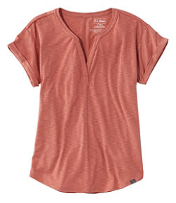 Women's Short-Sleeve Streamside Tee