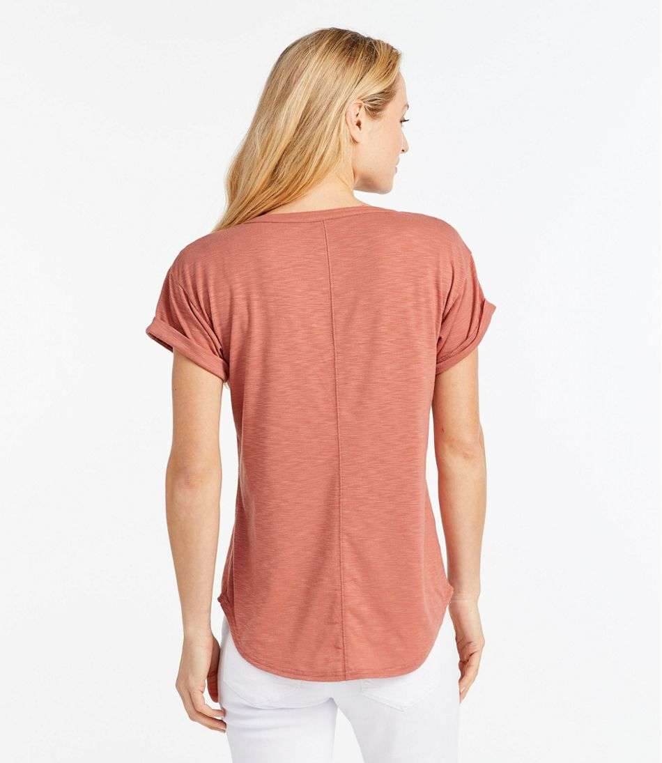 Women's Short-Sleeve Streamside Tee