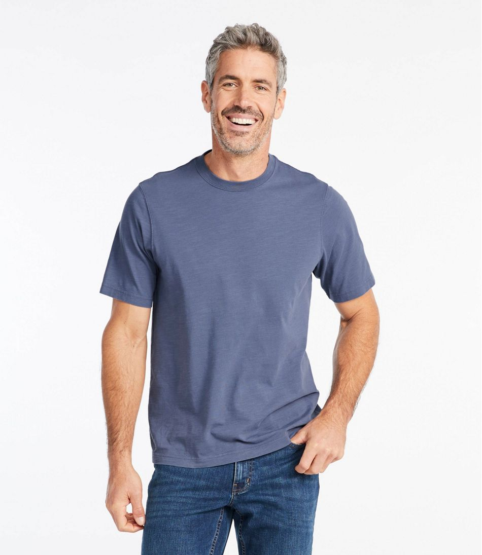 Lakewashed® Organic Cotton Tee, Short-Sleeve
