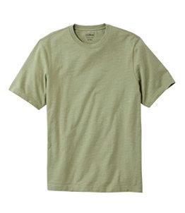 Men's Lakewashed Organic Cotton Tee, Short-Sleeve