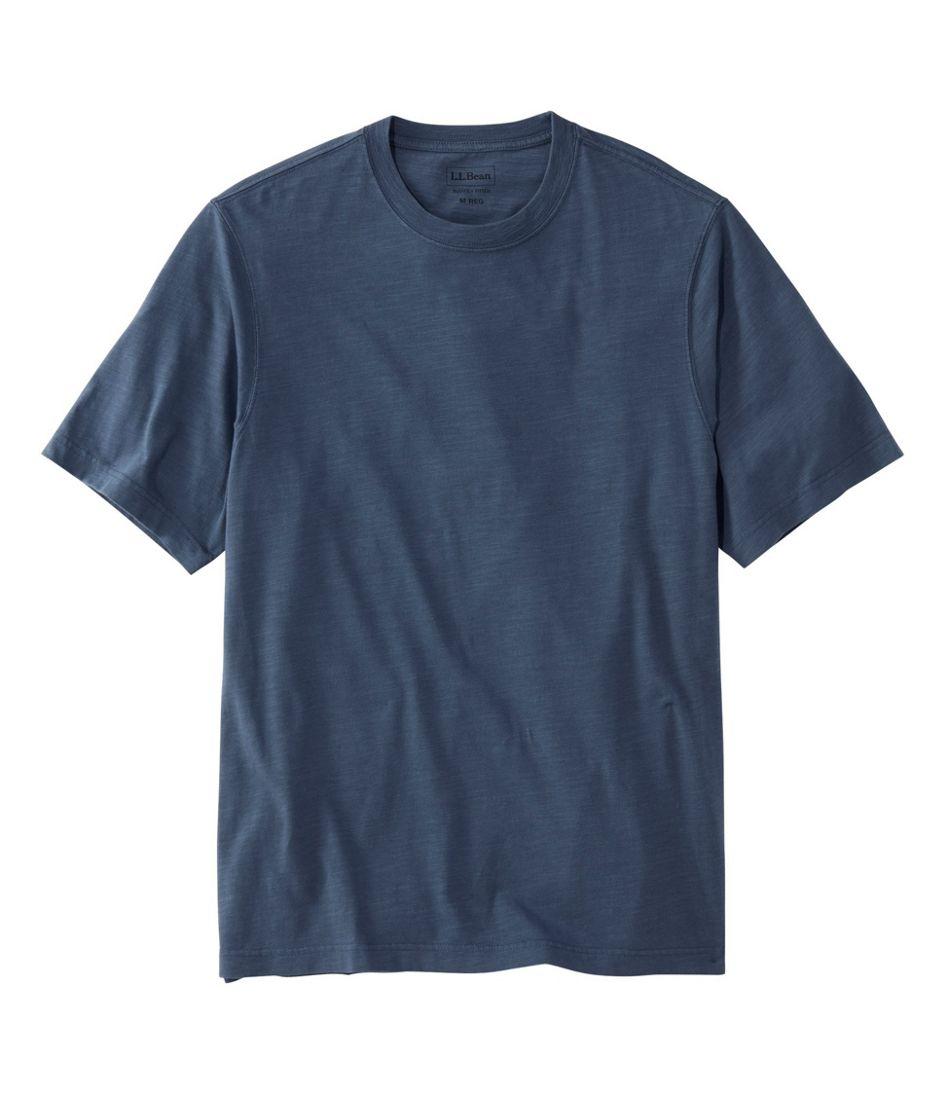 Men's Lakewashed® Organic Cotton Tee, Short-Sleeve
