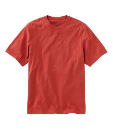 Men's Lakewashed® Organic Cotton Tee, Short-Sleeve