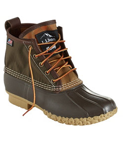 Women's Small Batch L.L.Bean Boot, Flowfold 6""