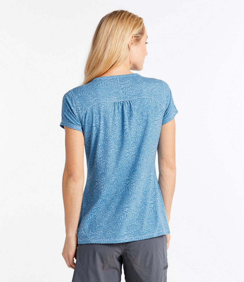 Trail Tee, Short-Sleeve Print