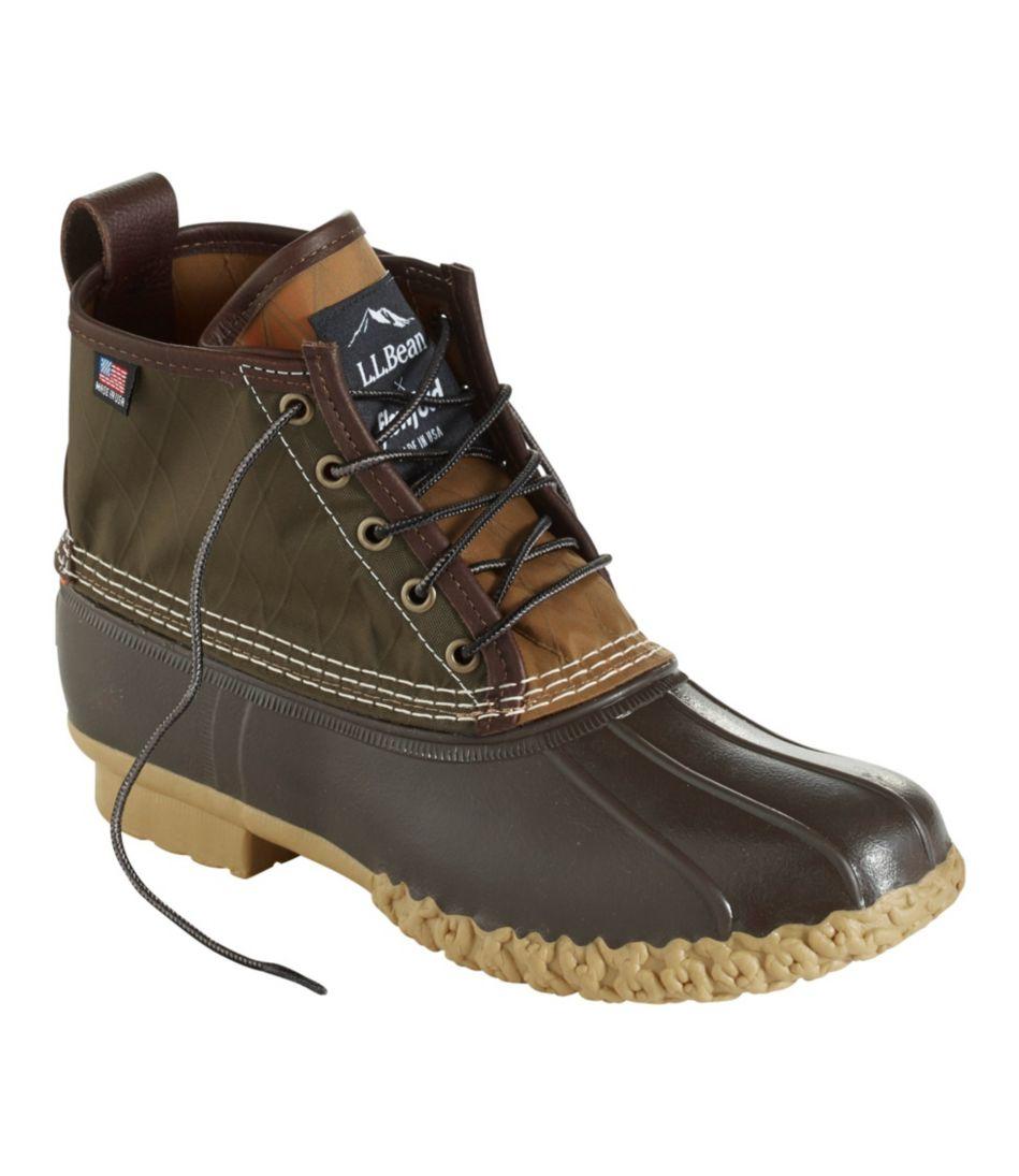 "Men's Small Batch L.L.Bean Boot, Flowfold 6"""