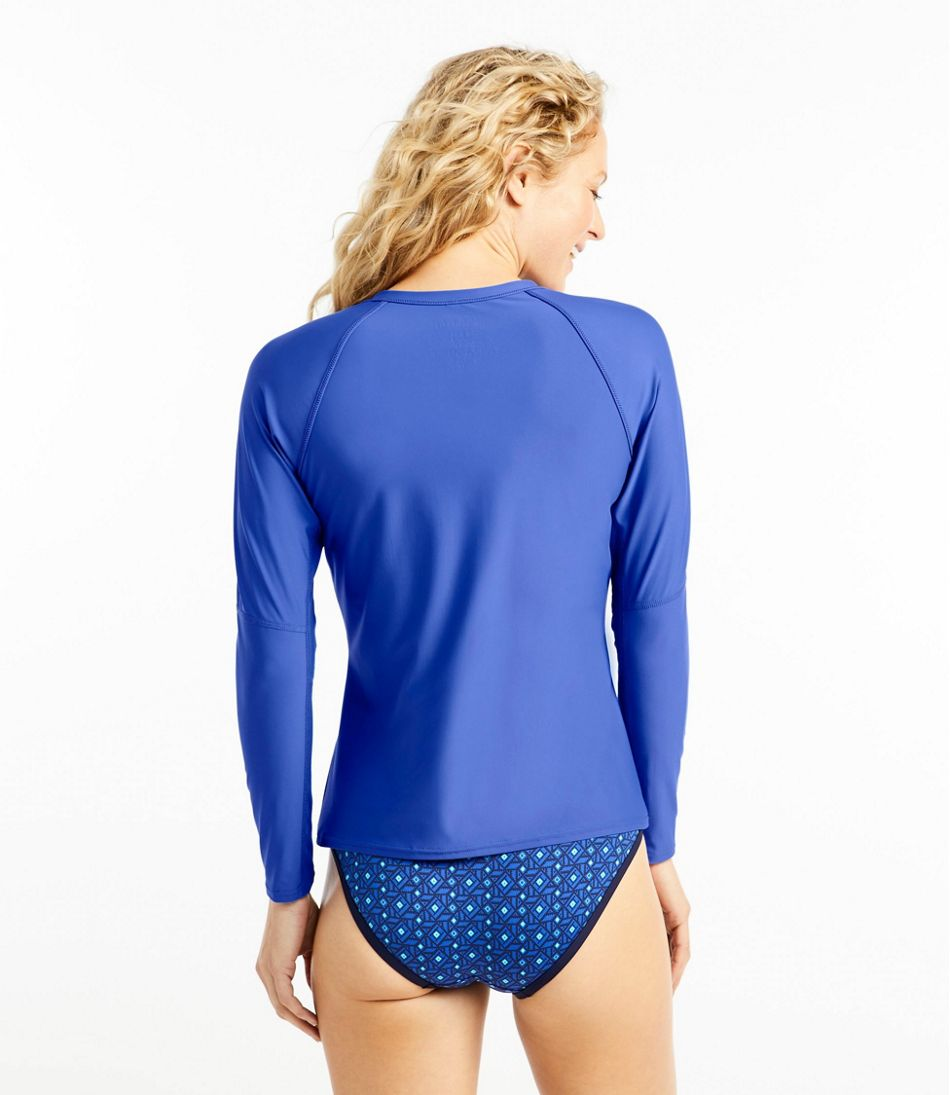 Women's ReNew Swimwear Rash Guard