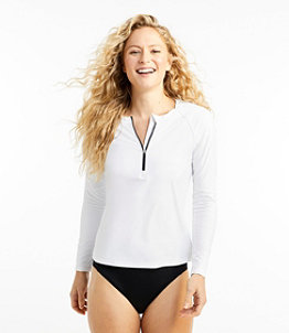 Women's ReNew Swimwear Rash Guard
