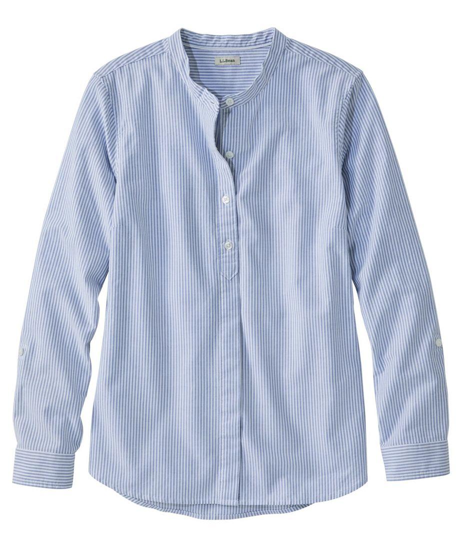 4dba1fb1f4 Women s Lakewashed® Organic Cotton Oxford Shirt