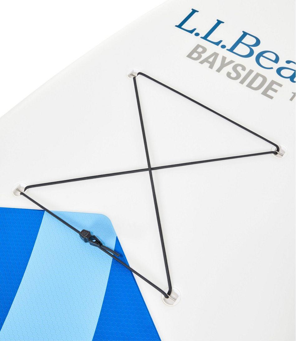 L.L.Bean Bayside CROSS TOUGH-TEC Stand-Up Paddleboard, 10'