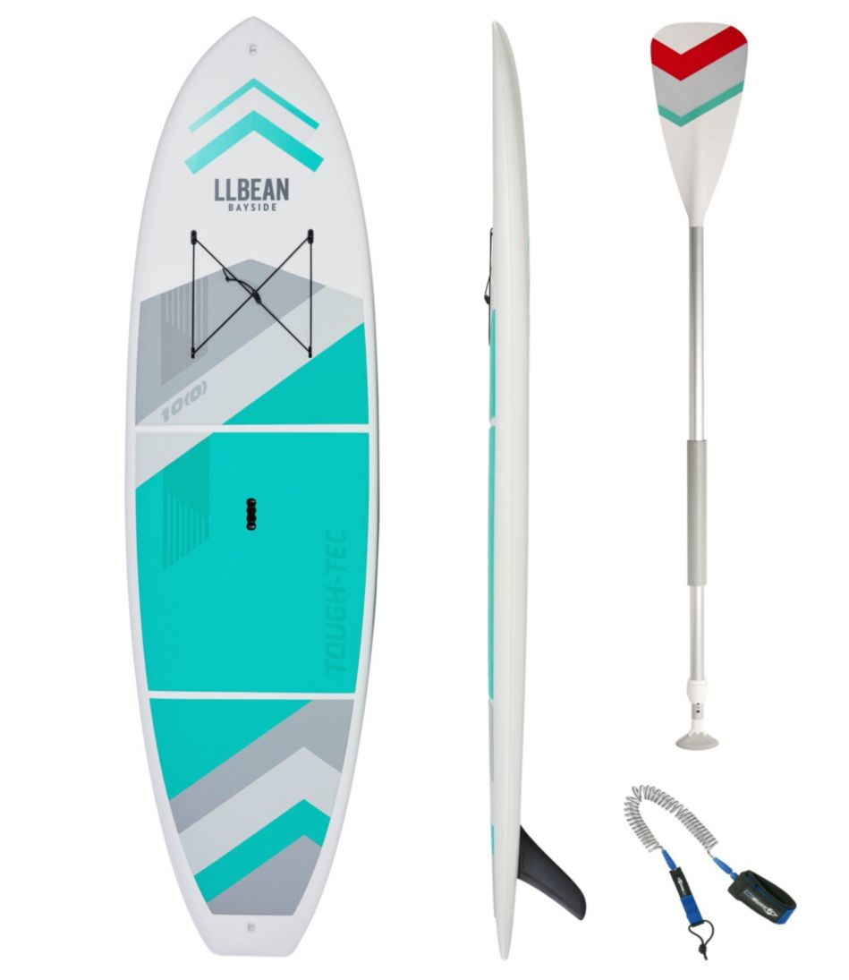 L.L.Bean Bayside CROSS TOUGH-TEC Stand-Up Paddleboard Package