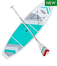 L.L.Bean Bayside CROSS TOUGH-TEC Stand-Up Paddleboard Package, 10'