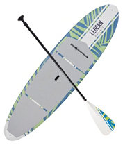 L.L.Bean Breakwater ACE-TEC Stand-Up Paddleboard Package, Print