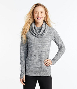 Women's L.L.Bean Cozy Pullover, Marled