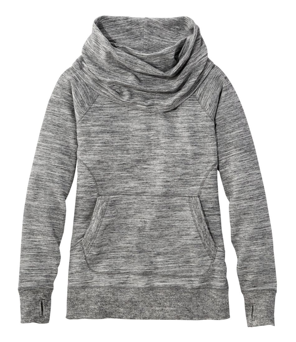 Women's Bean's Cozy Pullover, Marled
