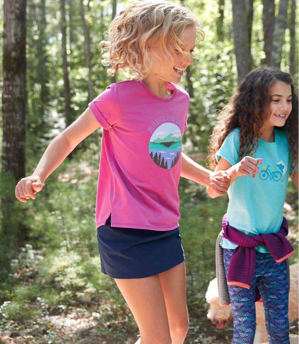 Girls' Trail Skort
