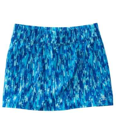 Girls' Trail Skort, Print