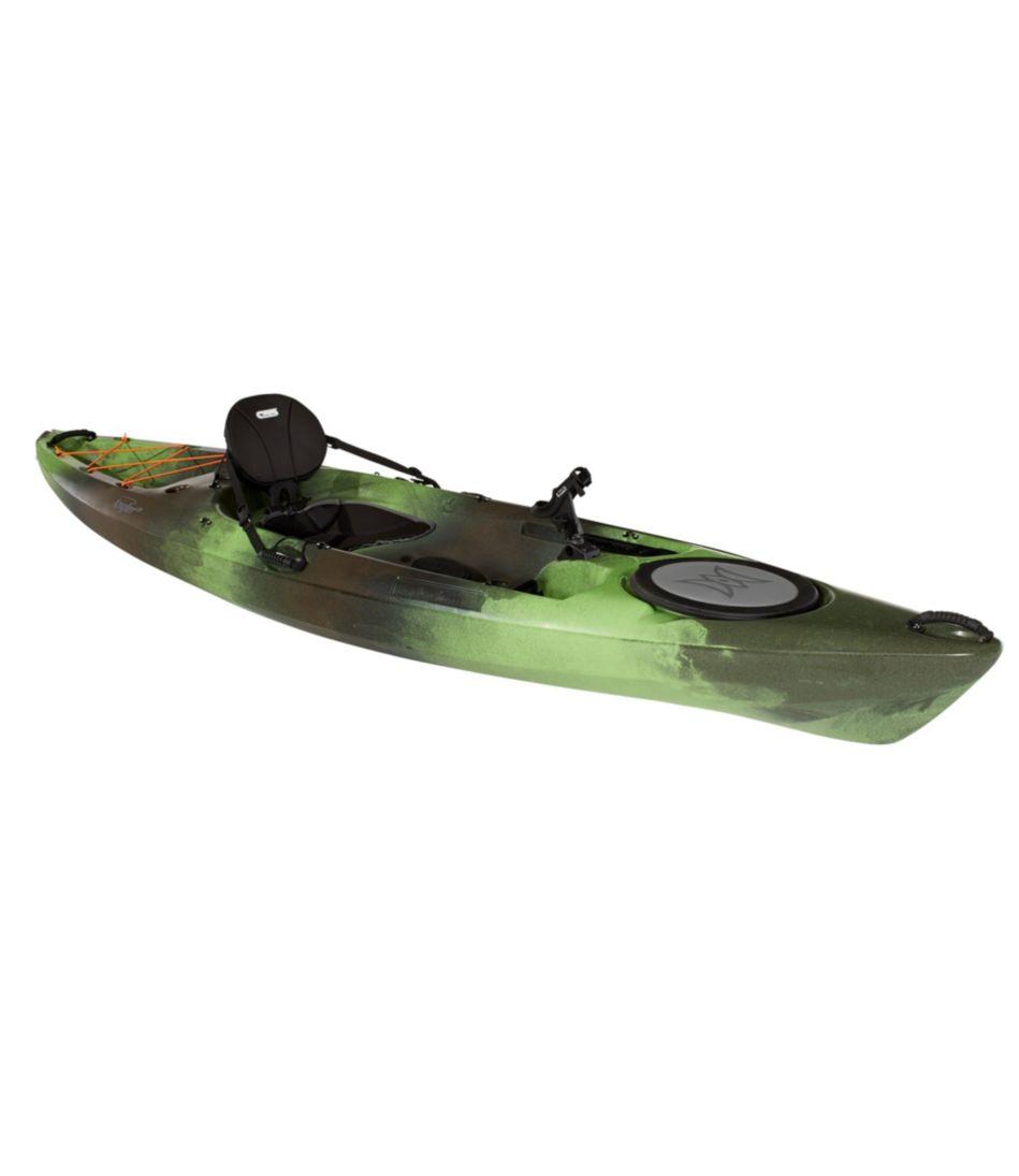 L.L.Bean Angler Sit-On-Top Kayak Package, 12'