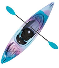 Manatee 10 Solo Kayak Package