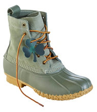 "Women's L.L.Bean Boot, 8"" Shamrock Limited Edition"