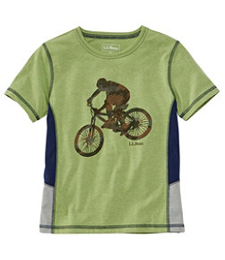 Boys' Pathfinder Tee, Short Sleeve, Graphic