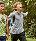 Boys' L.L.Bean Tech Quarter-Zip