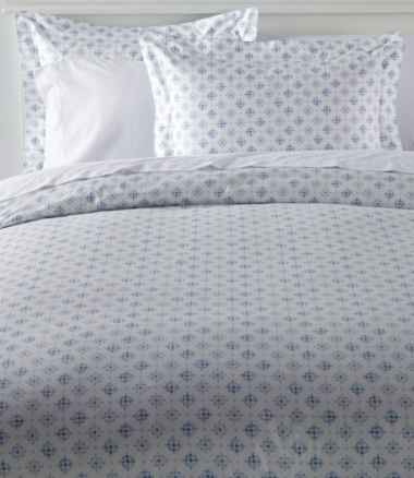 Premium Egyptian Percale Comforter Cover Collection, Print