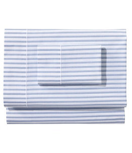 Premium Egyptian Percale Sheet Collection, Stripe