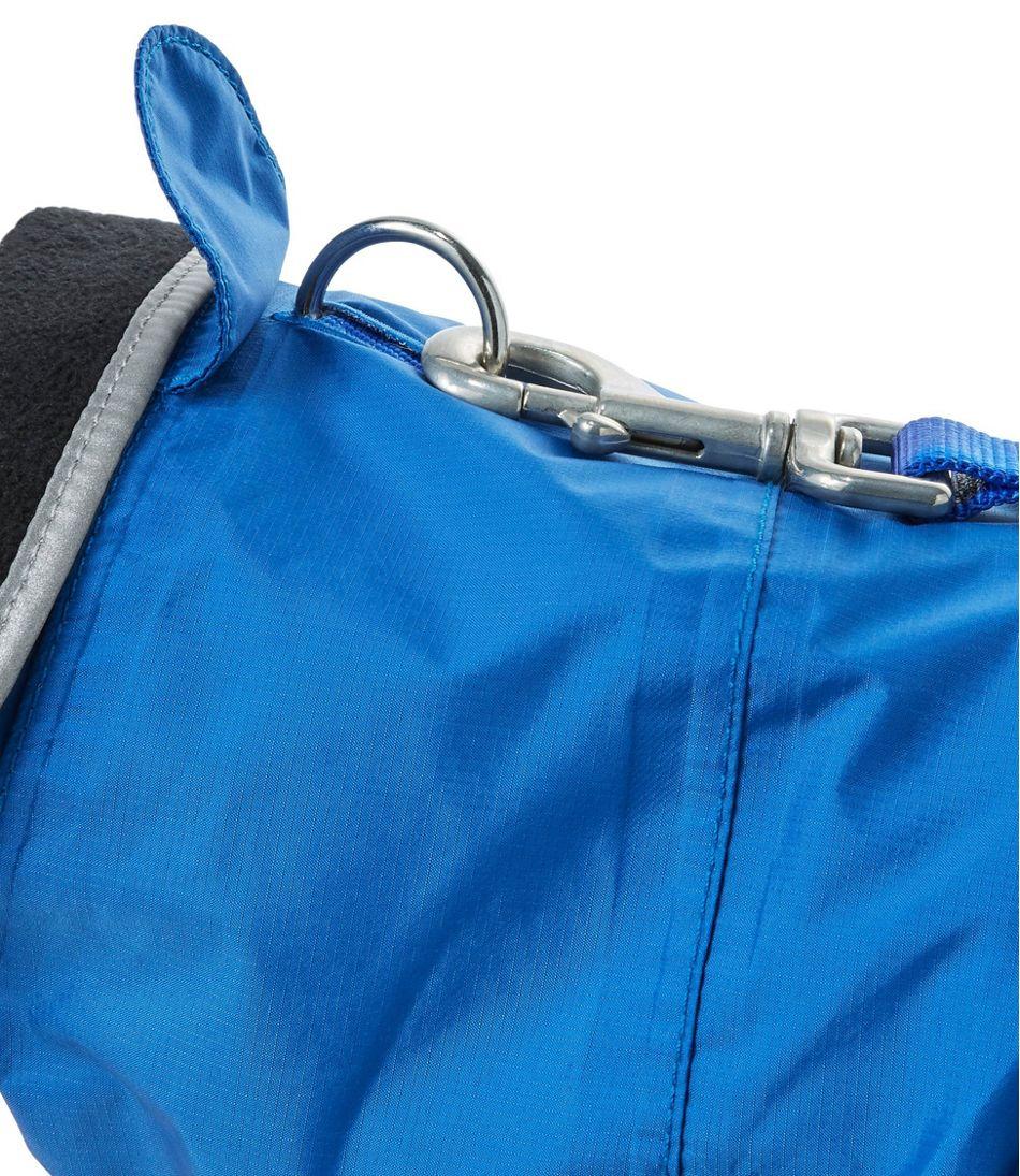 Trail Model Rain Jacket for Dogs