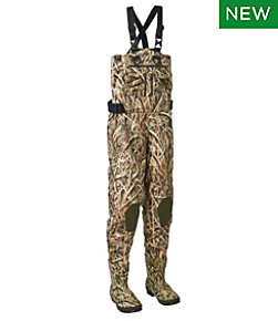 Apex Waterfowl Bootfoot Waders with Super Seam Technology